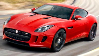 Jaguar построит облегченную и более быструю версию купе F-Type