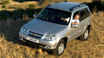 Chevrolet Niva получит генератор Bosh и новые амортизаторы